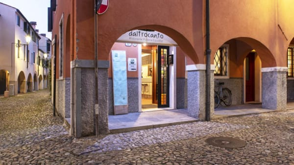 Entrata - Daltrocanto Pizzeria Ristorante, Padova