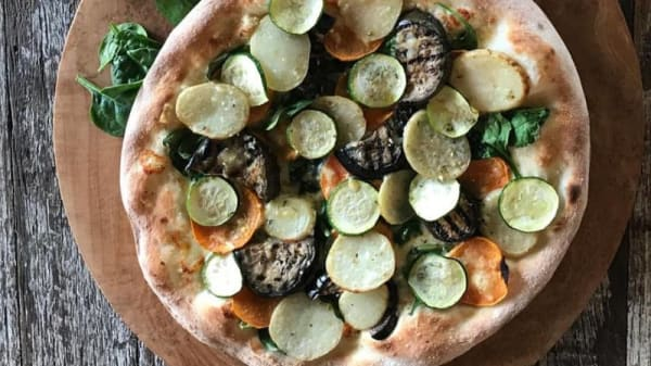 Mammas Woodfire Pizza, Darlinghurst (NSW)
