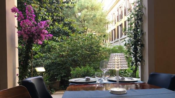 Esterno lato dx - Sette Cucina Urbana, Milano