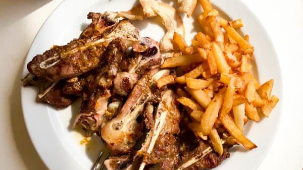 Sugerencia de plato - Restaurant Dorca, Sant Hipolit De Voltrega