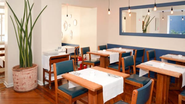 Ambiente 1 - Lá da Roça Bar Restaurante e Pizzaria, São Paulo