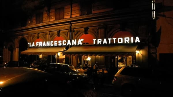 esterno - La Francescana, Rome