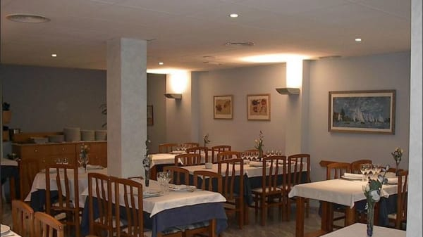 Marina - Restaurant Marina, L'Ametlla de Mar