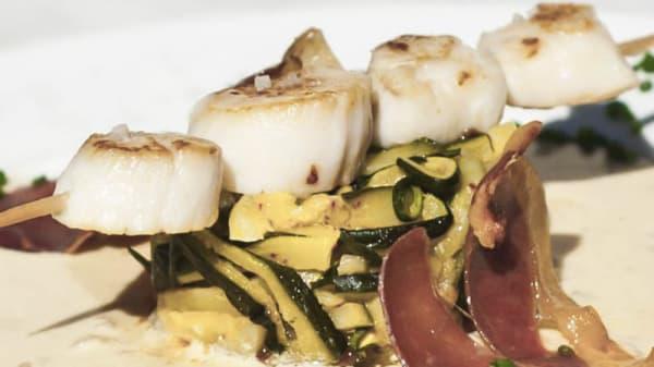 suggestion du chef - Le Chai d'Ornon, Villenave-d'Ornon