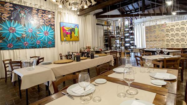 Vista della sala - Foro Appio Cucinarium, Latina