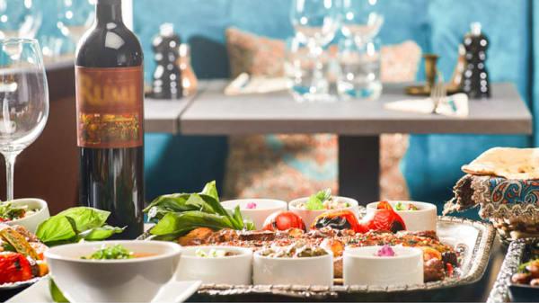 Kockens förslag - Saaghi Grill, Solna