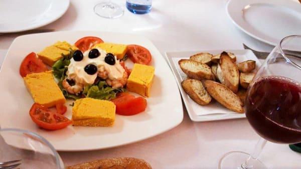 Sugerencia de plato - La Tavernetta, A Coruña