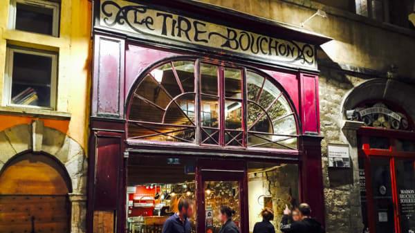 Devanture - Le Tire Bouchon, Lyon