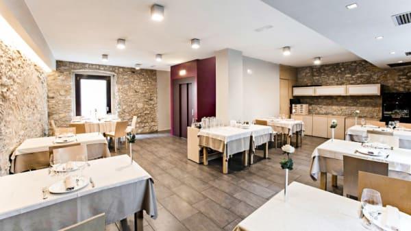 Vista comedor - L'Alqueria, Girona