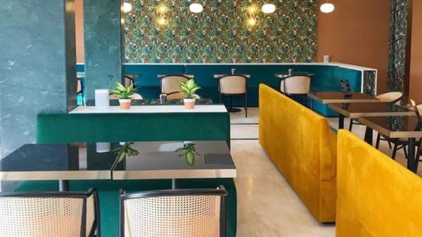Salle du restaurant - La Closerie, Ajaccio