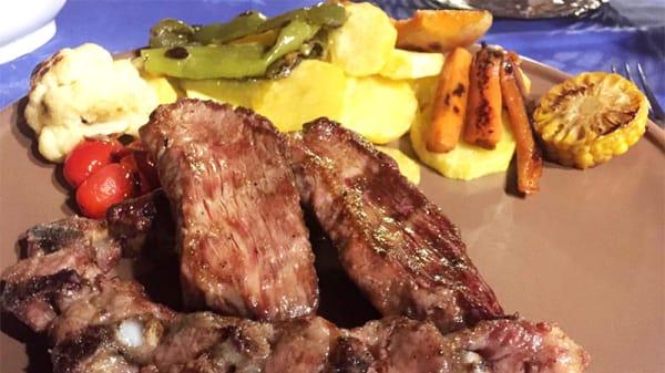 Sugerencia del chef - Parillada Villanueva, Lalín