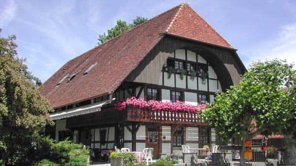 Devanture - Zum Bauernhof, Ulmiz