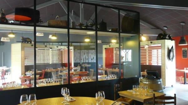 Salle Restaurant Auberge du Pays de Retz - Auberge du Pays de Retz, Port-Saint-Père