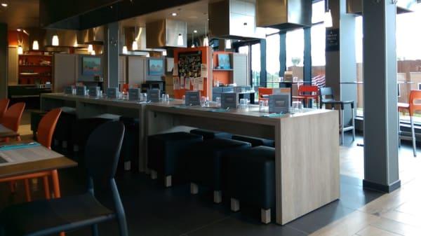 Salle du restaurant - Adobo loco Lesquin, Lesquin