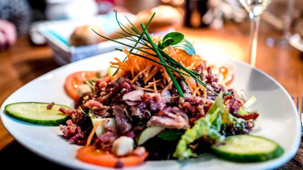 salade - De Muldermolen, Schinnen