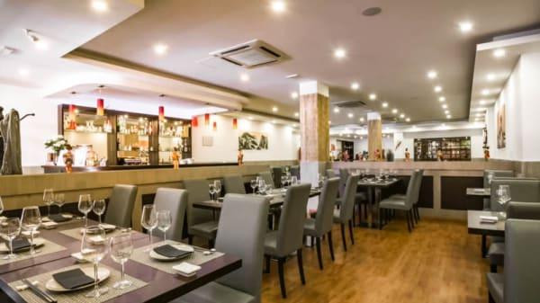 Vista sala - Sushi Nagoya Bari, Bari