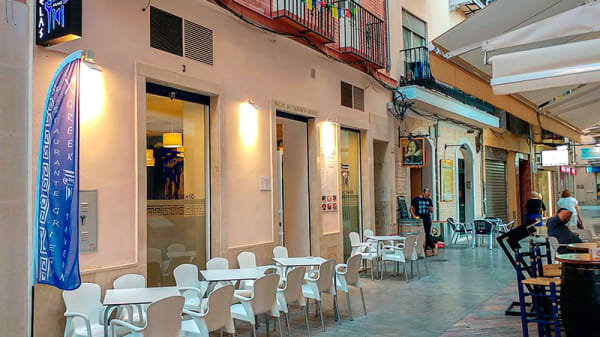 Terraza - Helas Málaga, Málaga
