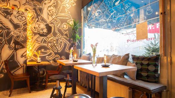 Restaurant - Bar Wisse, Amsterdam