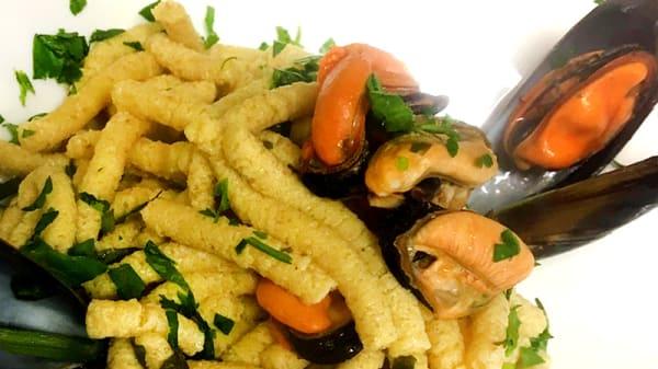 Suggerimento dello chef - Osteria Il Paiolo, Ravenna