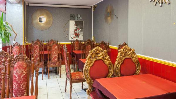 Vue de la salle - Brasserie Indienne Royal Punjab, Paris