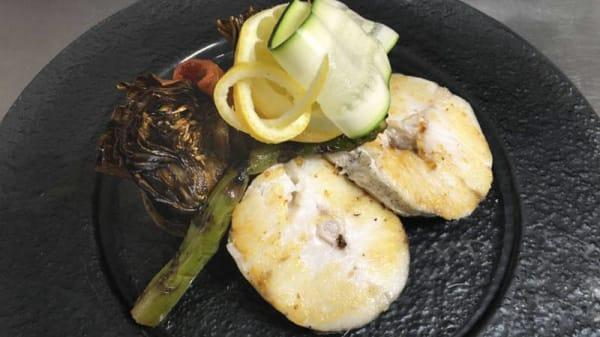 Sugerencia del chef - La Nau, Celra