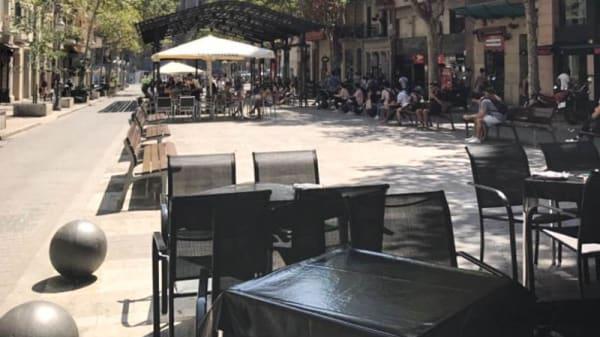 Terraza - Sala 1625, Barcelona