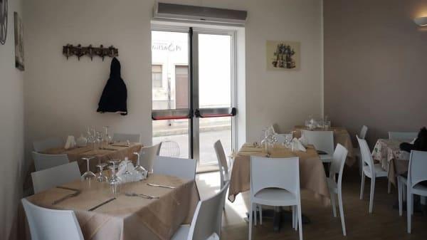 Interno - Ristorante El Jazira, San Vito Lo Capo