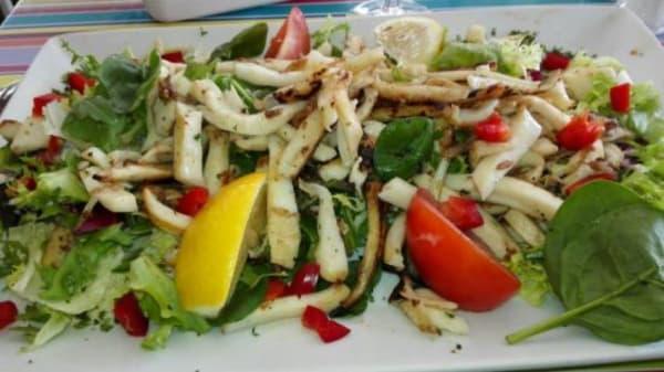 Suggestion du Chef - Beach-Coffee, Mauguio