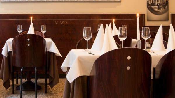 Innenansicht - Ristorante VI VADI Cucina Italiana, Munich
