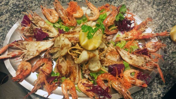 Suggerimento dello chef - Ristorantino da Giorgio, Fiumicino