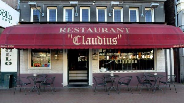 Voorkant - Restaurant Claudius, Nijmegen