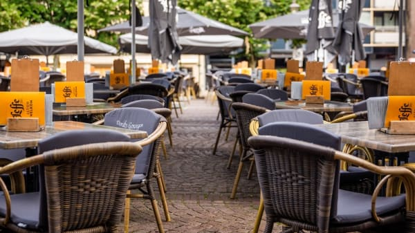 terras - Restaurant Grand Café Dordts Genoegen, Dordrecht