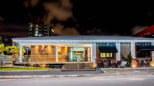 Entrada - Café Viriato, Fortaleza