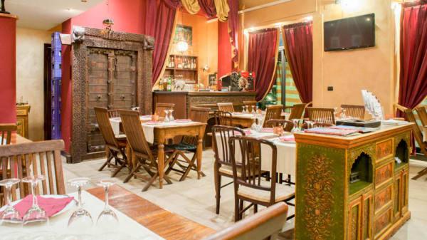 Sala del ristorante - Shri Ganesh, Torino