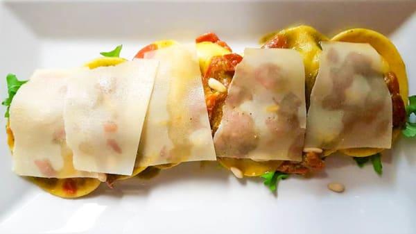 Suggerimento dello chef - I Portici, Figline Valdarno