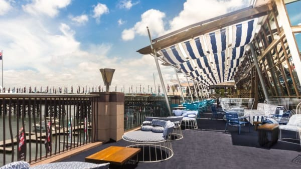 Terrace - Cafe Del Mar, Sydney (NSW)
