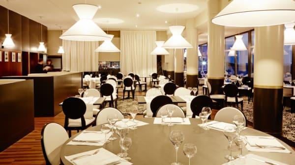Salle du restaurant - La Rotonde - Casino du Val Andre, Pléneuf-Val-André