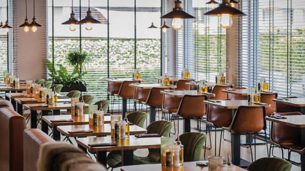 Restaurant - Absolute Taste, Amsterdam