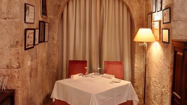 Mesa de restaurante - Restaurante Parador de Lerma, Lerma