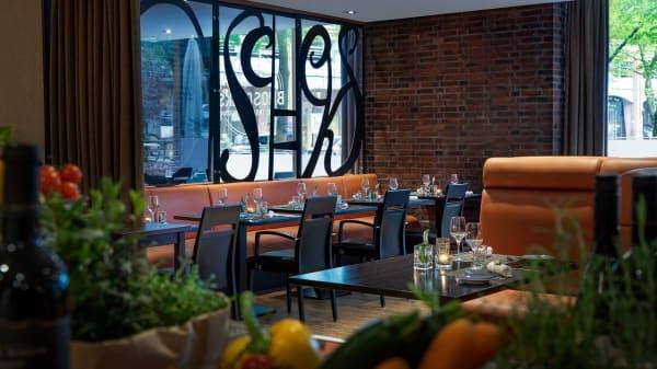 Innenansicht - Broscheks Restaurant, Hamburg