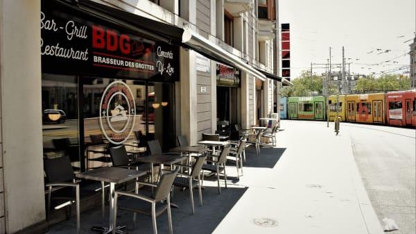 Brasseur Des Grottes Bar Restaurant et Pizzeria, Genève
