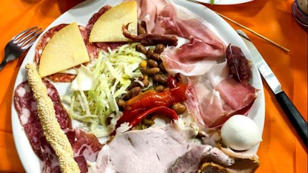 Suggerimento dello chef - Bruschetteria Dar Burino, Ariccia