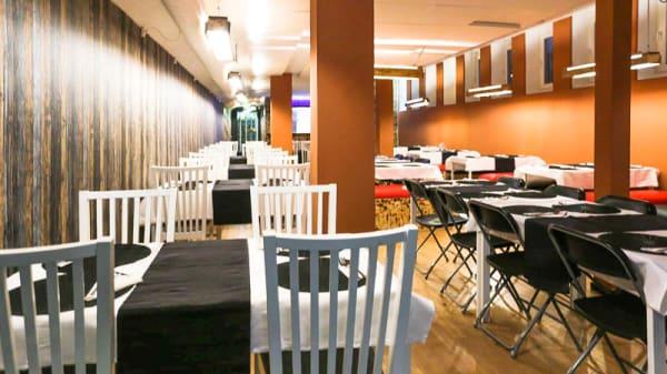 Vue de la salle - Flamenco Tapas Restaurang, Nynäshamn