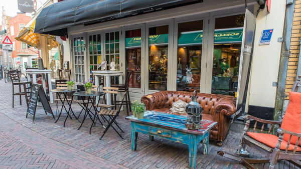 Exterieur - Bar Boef, Haarlem