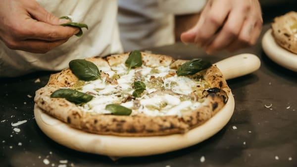 Lo chef - Lievità Ravizza - Pizzeria Gourmet, Milano