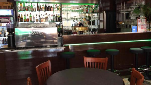 bar - Café des Charmilles, Genève