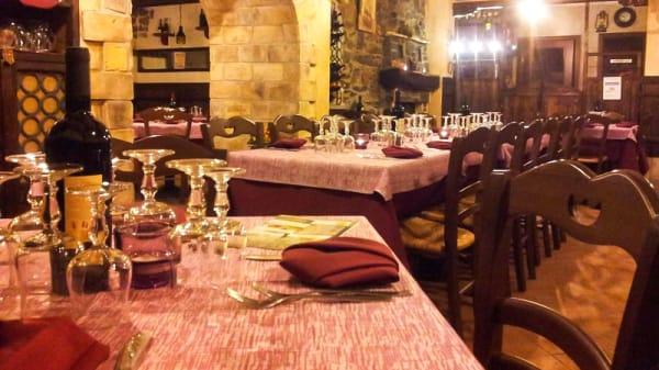 Sala - Taverna Antica Colonna