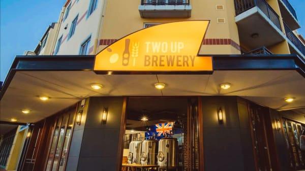 Two Up Brewery, Joondalup (WA)