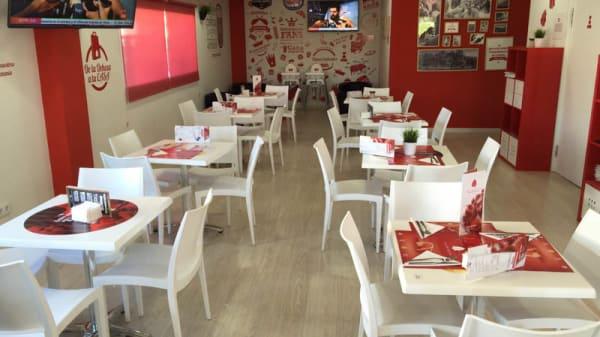 Tierra De Bellotas Las Tablas In Madrid Restaurant Reviews Menu And Prices Thefork