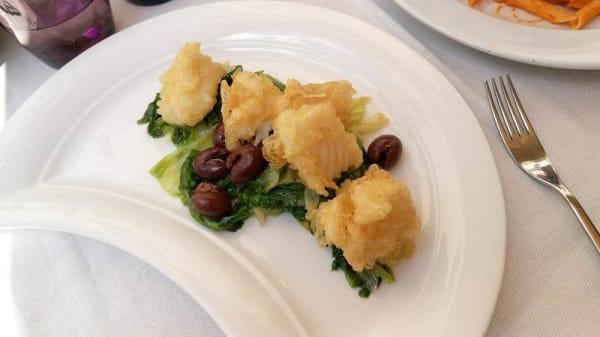Suggerimento dello chef - LaCocina di Popolla, Gaeta